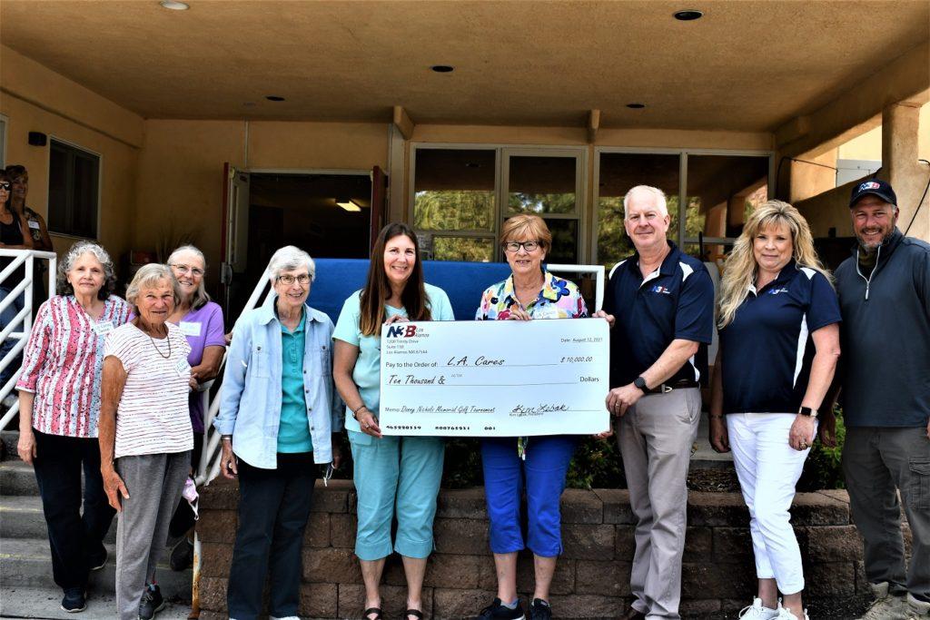 N3B donates $10,000